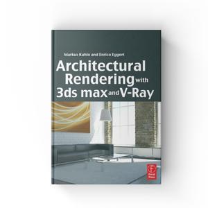کتاب رندرینگ معماری با وی ری و تری دی مکس