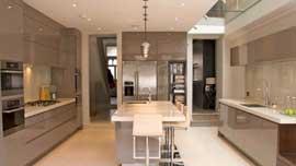 آموزش مدلسازی آشپزخانه مدرن