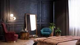 آموزش مدلسازی اتاق خواب مستر کلاسیک