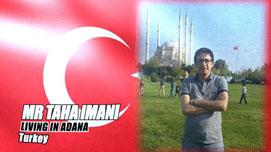 جناب مهندس طاها ایمانی (ترکیه)